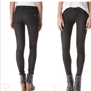 Rag & Bone coated leather pants